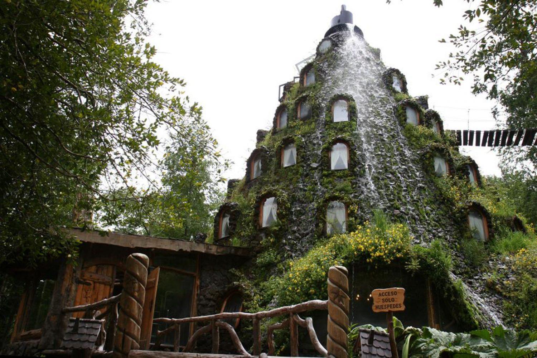 Hotel Montaña Magica