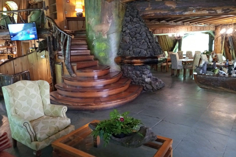 Cafetería Hotel Montaña Magica